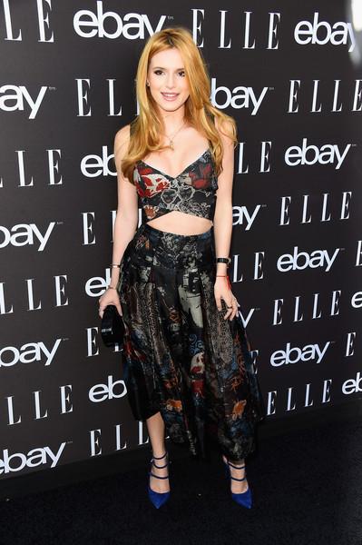 Bella Thorne sở hữu nhan sắc rực rỡ, quyến rũ như một công chúa