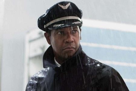 "Denzel Washington trong ""Flight"" (Chuyến bay - 2012)."