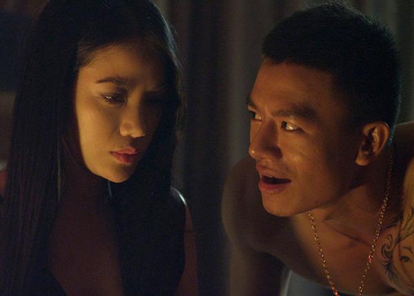 Trương Ngọc Ánh trong phim Hương ga
