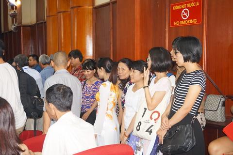 Tuy nhiên cũng có rất đông những bạn trẻ quan tâm đến phim tài liệu.