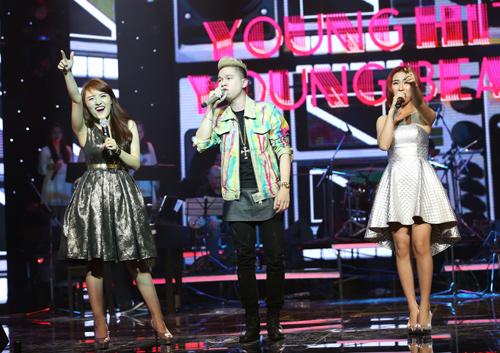 Phương Mỹ Chi giành giải thưởng 1 tỷ, Thùy Chi hát live như thu đĩa 6