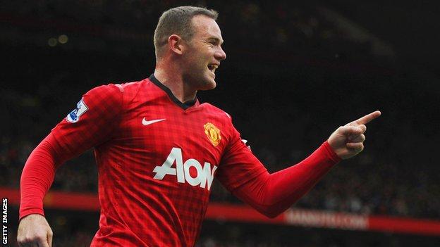 Wayne Rooney sẽ được trả lại chơi ở vị trí trung phong sở trường