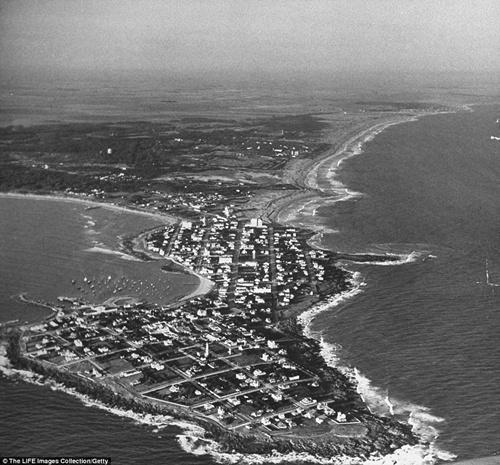 Thành phố biển Punta Del Este của