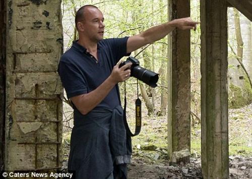 Nhiếp ảnh gia Lars Krux có chuyến du lịch thám hiểm khó quên.