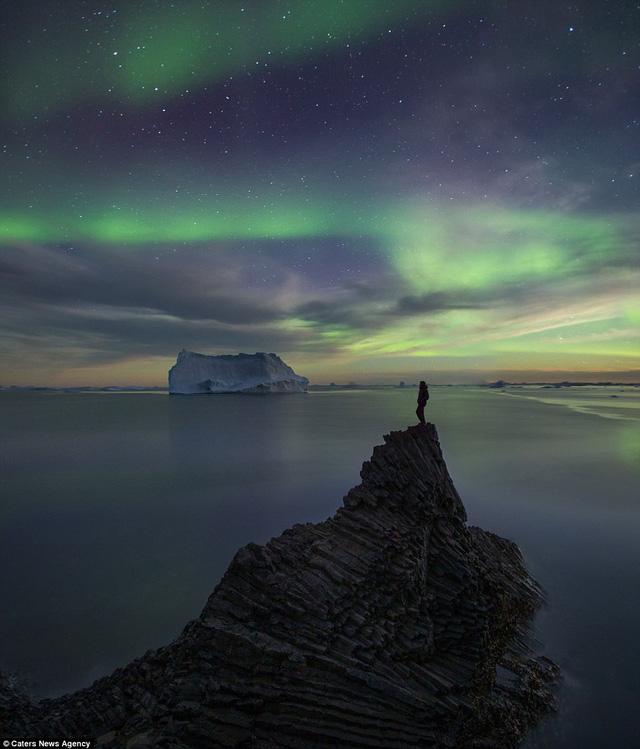 """""""Điểm tận cùng trái đất"""" đặc biệt thu hút nhiếp ảnh gia"""