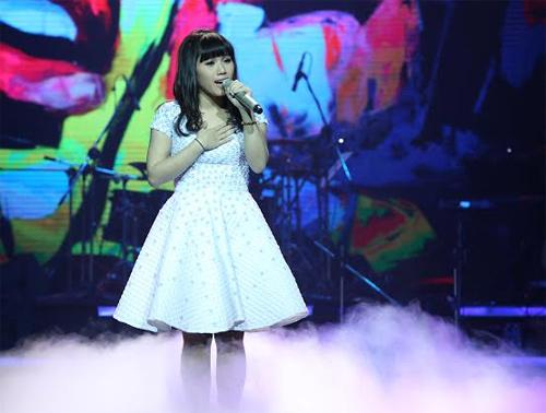 Phương Mỹ Chi giành giải thưởng 1 tỷ, Thùy Chi hát live như thu đĩa 7