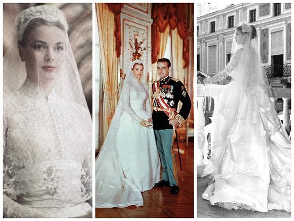 Những chiếc váy cưới tuyệt đẹp mọi thời đại 6