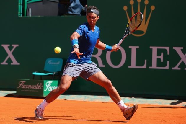 Rafael Nadal cùng nhánh đấu với Novak Djokovic tại Monte Carlo Masters 2015