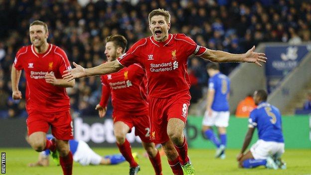 Steven Gerrard sẽ giúp Liverpool giành quyền tham dự Europa League?
