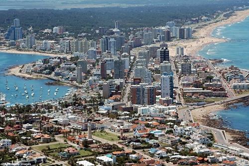 Đến nay, Punta Del Este trở thành một trong những khu nghỉ dưỡng bậc nhất tại quốc gia Nam Mỹ