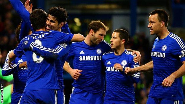 Chelsea sẽ tiếp tục có 3 điểm khi chỉ phải đối đầu với QPR?