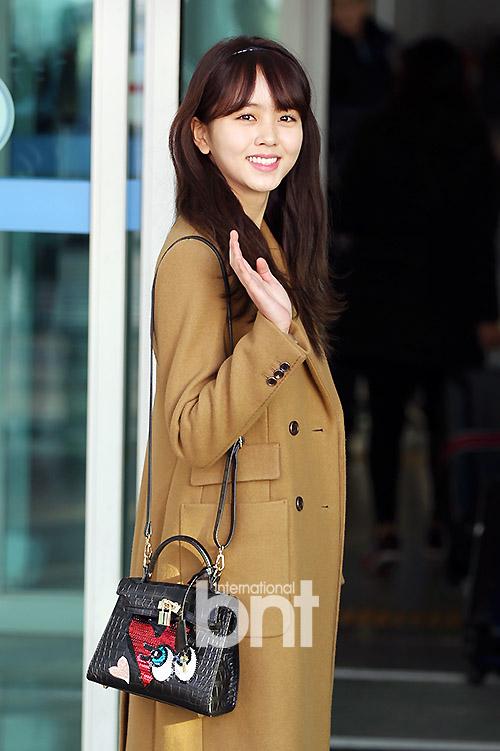 Sao nhí Kim So Hyun xinh đẹp với nụ cười tỏa nắng