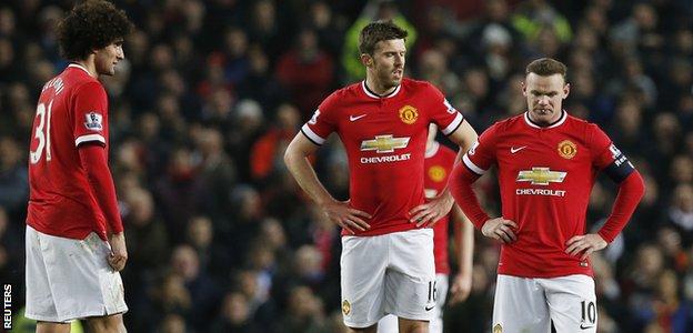 Man Utd gặp nhiều chỉ trích sau khi thất bại muối mặt tại Old Trafford.