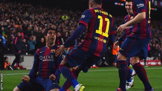 Barcelona đang dần thoát khỏi nỗi ám ảnh của lối chơi Tiqui-taca.