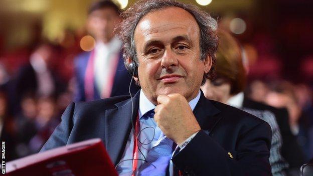 Michel Platini chính thức tuyên bố tranh cử chức Chủ tịch FIFA