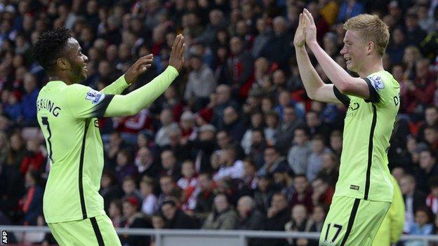 Man City sẽ có chuyến làm khách khó khăn  đến sân của Tottenham Hotspur