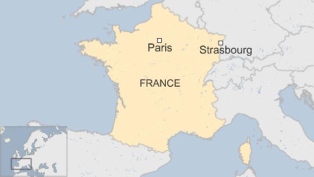 Tuyến đường tàu cao tốc mới nối liền Paris với Strasbourg