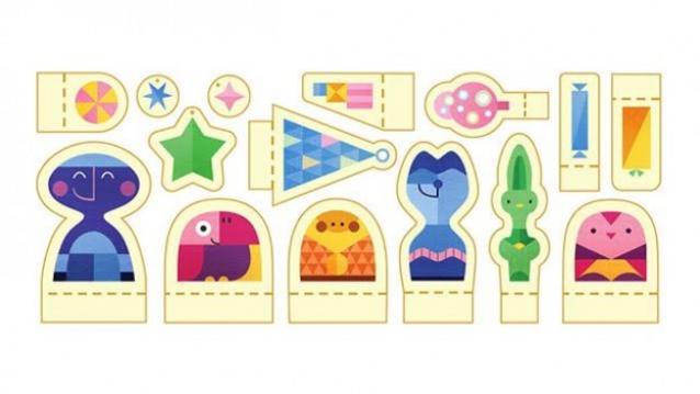 Doodle mới của Google chào mừng kỳ nghỉ lễ Giáng sinh