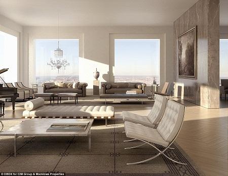 Một gian phòng khách