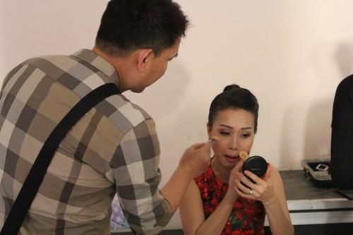 Cẩm Ly, Dương Khắc Linh lộ diện trên ghế nóng Giọng hát Việt nhí - ảnh 9