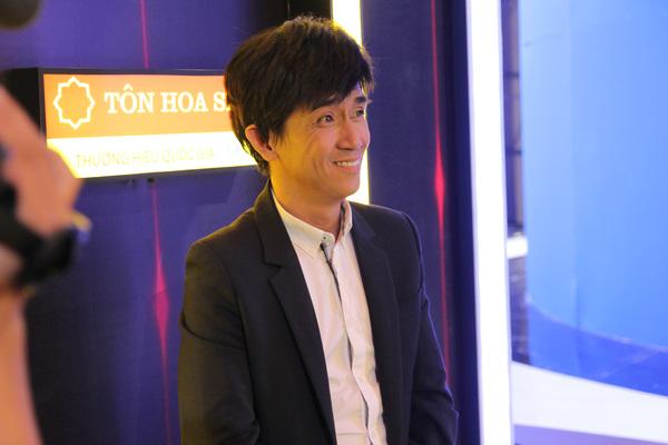 Minh Thuận cũng là khách mời của chương trình tuần này.