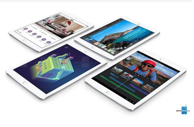 iPad Air có độ mỏng 6,1mm
