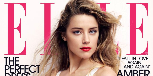 Amber Heard - Diễn viên kiêm người mẫu Mỹ