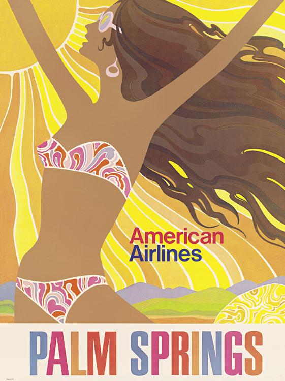 Hàng không Mỹ. Ảnh: Callisto Publishers