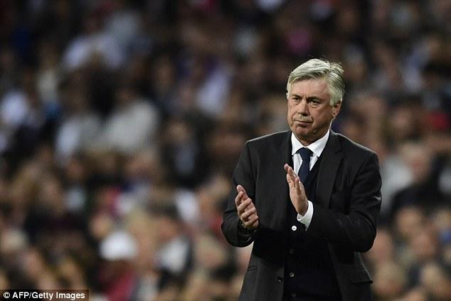 HLV Ancelotti chia tay Real Madrid lại tới Bayern, thế chỗ của Guardiola.