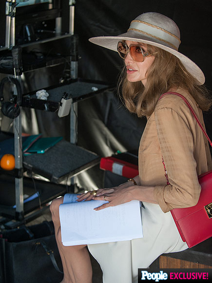 Trong By the Sea, Angelina kiêm các vai trò: viết kịch bản, đạo diễn và diễn viên chỉnh của phim.