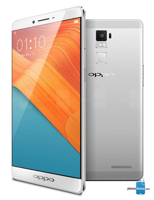 Thiết kế của Oppo R7 Plus