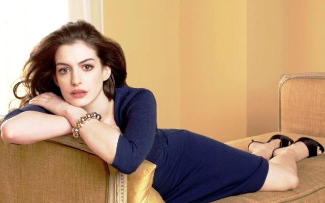 Anne Hathaway - Diễn viên điện ảnh người Mỹ