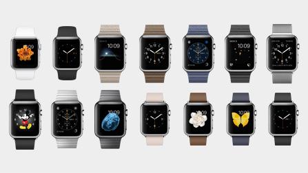 Apple Watch cực thời trang nhưng khó làm mủi lòng những người thực sự mê đồng hồ.