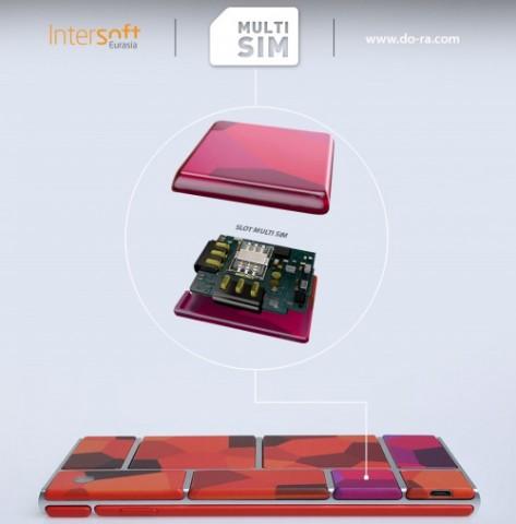 Module hỗ trợ 2 SIM