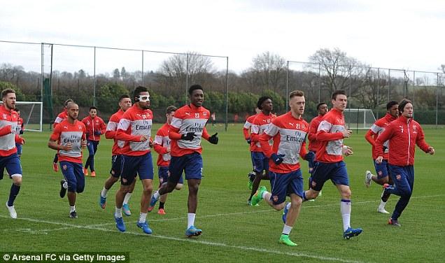 Tiền đạo người Anh và các đồng đội không muốn đánh mất chiếc cúp FA giành được mùa trước quá sớm.