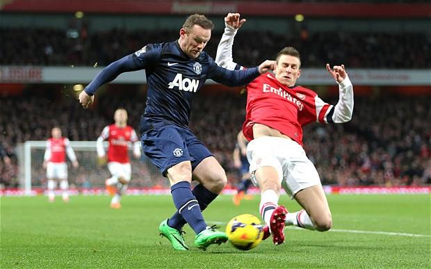 Man Utd - Arsenal: Trận cầu tâm điểm vòng 37 Ngoại hạng Anh