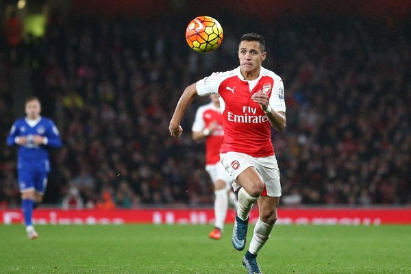Sanchez đang có dấu hiệu xuống sức sau quãng thời gian thăng hoa