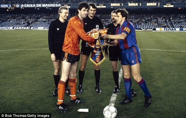 Trên thế giới, chỉ có duy nhất một CLB toàn thắng trước Barcelona trong những cuộc đối đầu. Và CLB đó là Dundee United (Scotland). Ở 4 lần đọ sức tại Europa League vào các mùa giải 1966/67 và 1986/87, phần thua đều thuộc về Los Blaugrana.