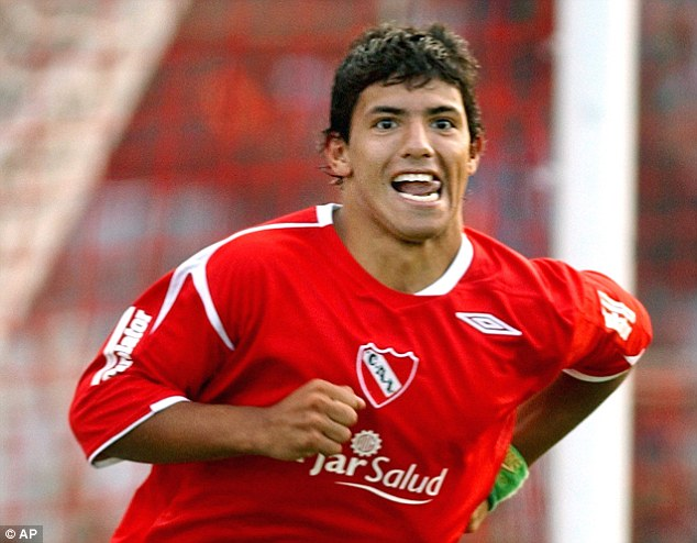 Sergio Aguero sẽ trở lại Independiente sau nhiều năm thi đấu tại châu Âu