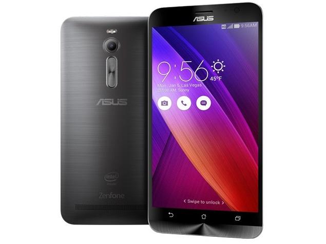 ASUS Zenfone 2: Mẫu Smartphone đầu tiên trên thế giới sở hữu RAM 4G