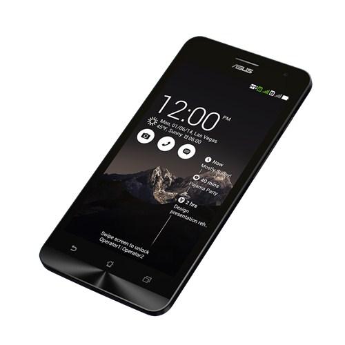 ASUS ZenFone 5 tích hợp bộ vi xử lý 1.2GHz được bán với mức giá 3.490.000 vnd