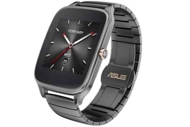 Mẫu đồng hồ thông minh ZenWatch 2 của ASUS