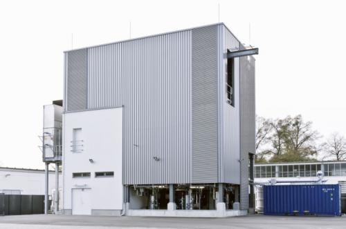 Nhà máy sản xuất e-diesel