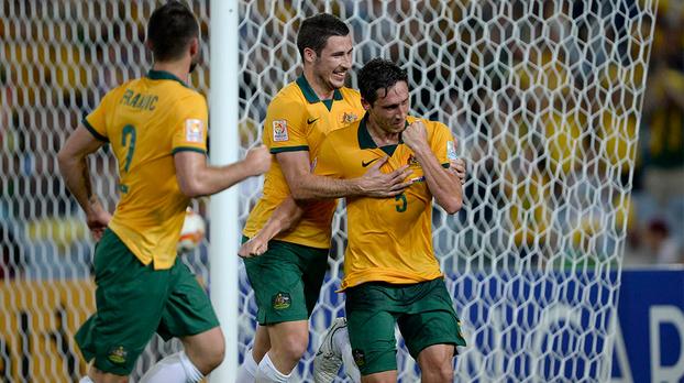 Australia có chiến thắng ấn tượng 4-0 trước Oman