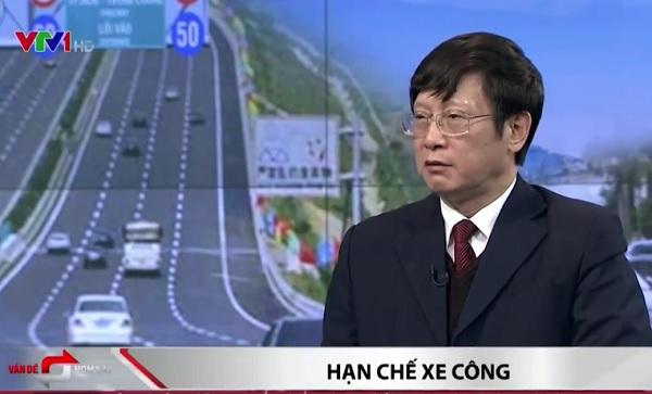 Ông Đỗ Mạnh Hùng – Phó Chủ nhiệm Ủy ban các vấn đề xã hội của Quốc hội