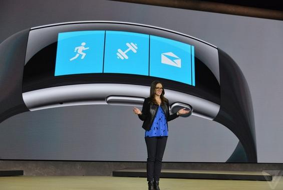 Microsoft Band mới được trang bị lớp kính cường lực Gorilla Glass 3
