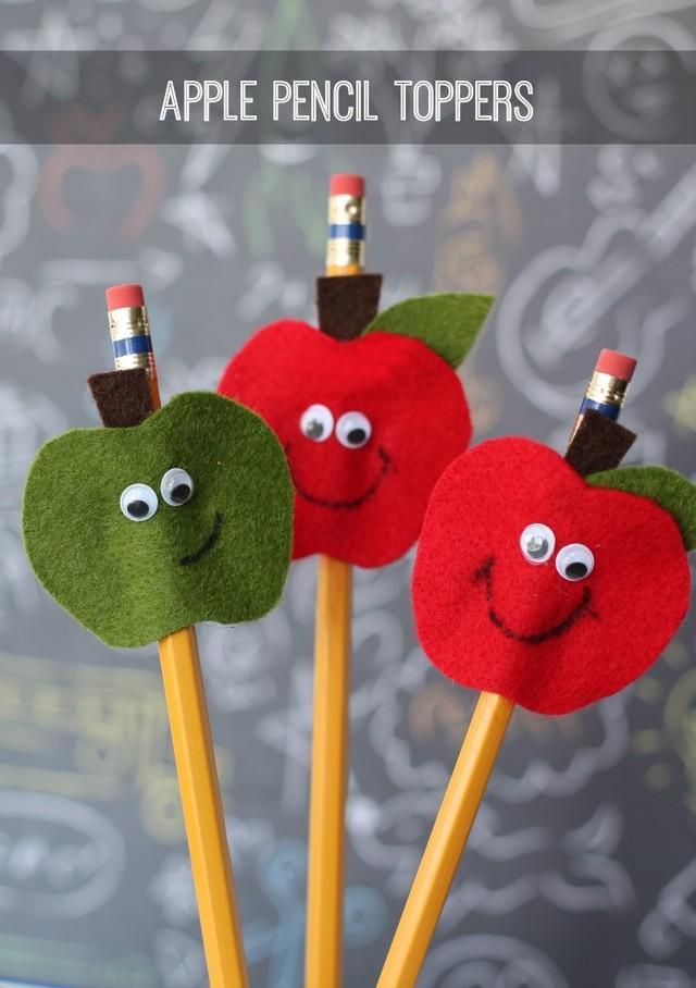 Những chiếc Topper trang trí dành cho Apple Pencil