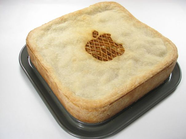 Bánh cho những tín đồ của Apple.