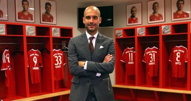 Pep Guardiola sẽ rời Bayern Munich sau khi hết hạn hợp đồng