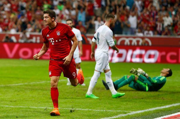 Lewandowski lập đại công với bàn thắng duy nhất vào phút thứ 88